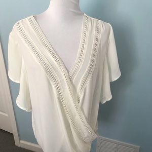 Jessica Simpson Nursing Blouse
